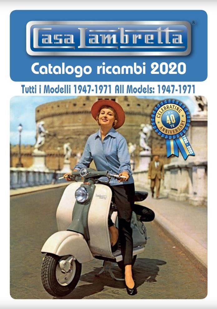 Scarica il Nuovo CATALOGO 2020